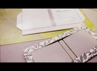 Fold. Glue.