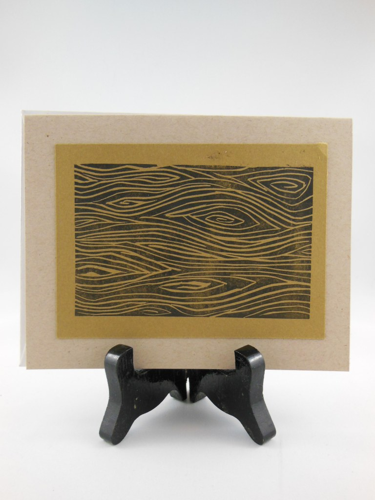Print Cards Woodgrain 2