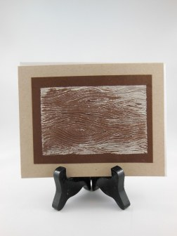 Print Cards Woodgrain 3